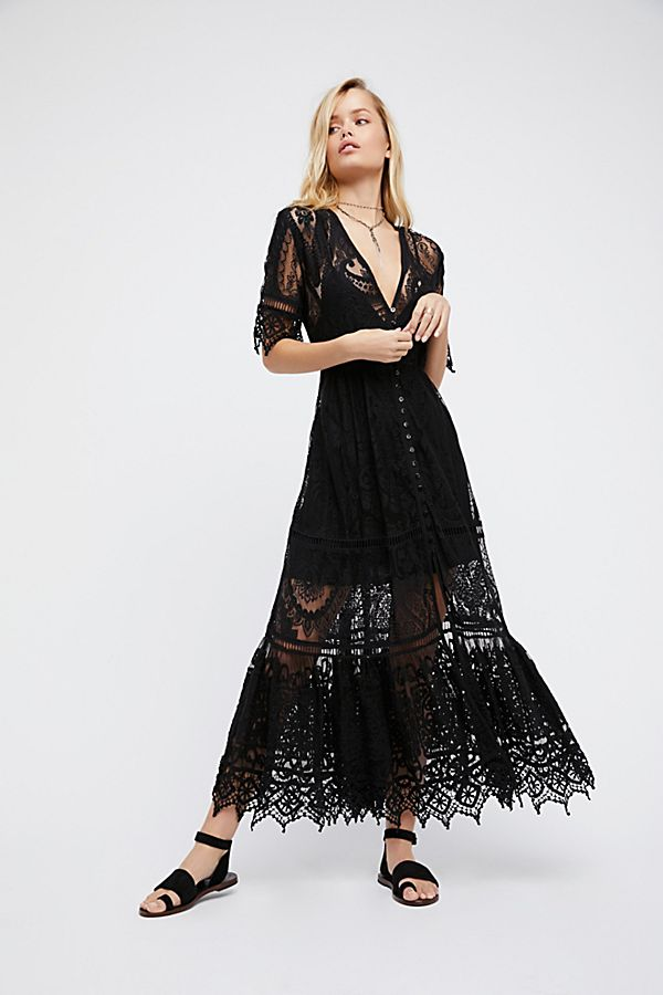 Rhiannon Gown | Free People