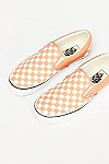 Thumbnail View 3: Classic Checkered Slip-On