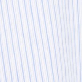 象牙白 / 蓝条纹