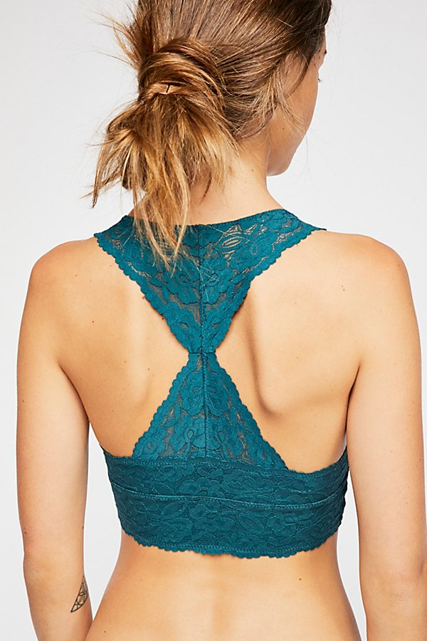 Slide View 2: Galloon Lace Racerback