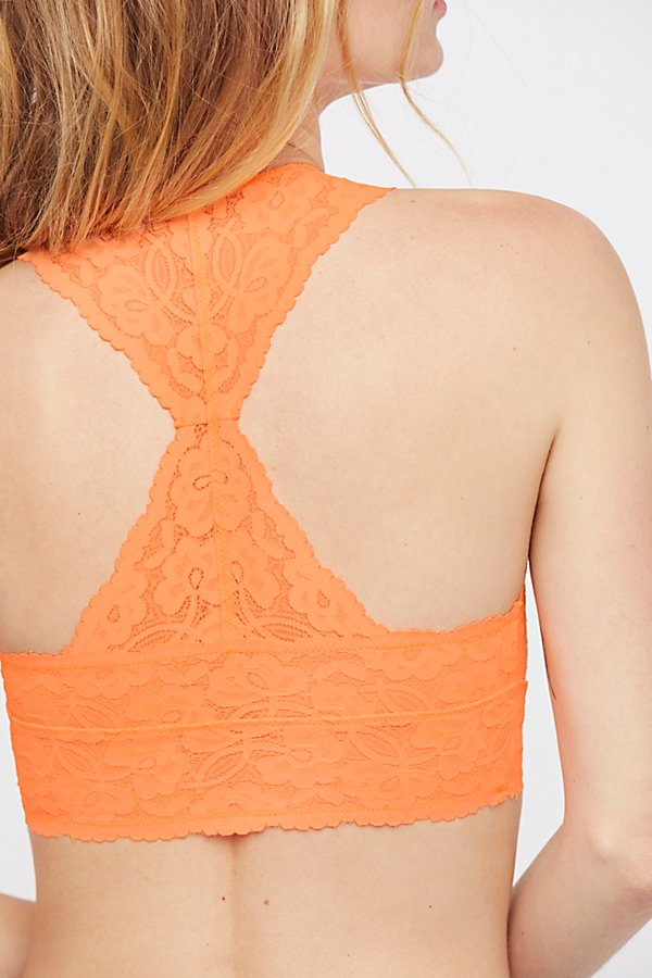 Slide View 4: Galloon Lace Racerback