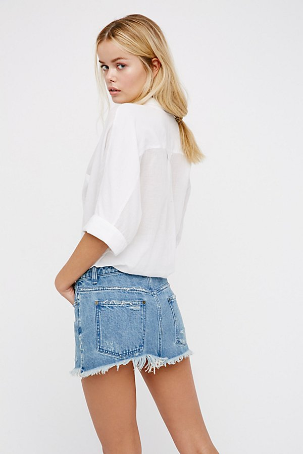Slide View 2: Cute To Boot Mini Skirt