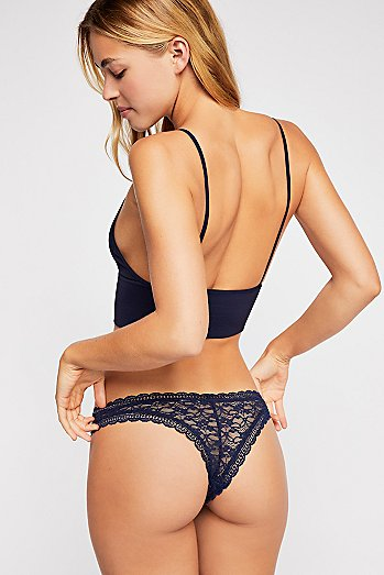 Lace Tanga Knickers