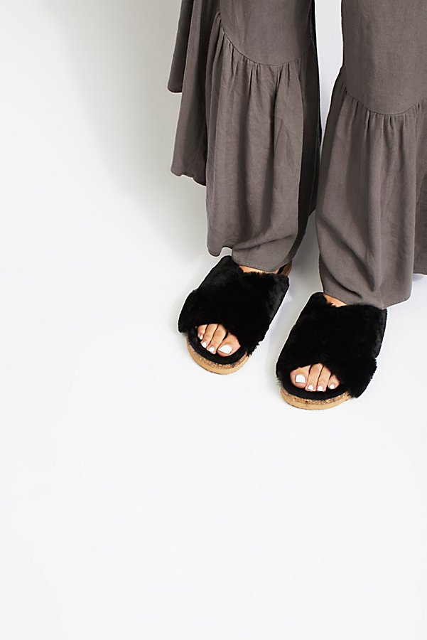 Slide View 1: Beaux Footbed Sandal