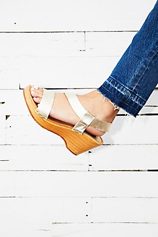 Free People Dune Beach Clog