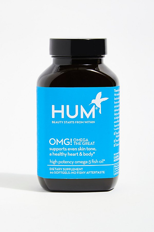 Slide View 1: HUM Nutrition Omega The Great