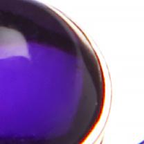 玫瑰金 / 紫晶