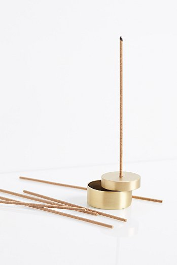 Page Thirty Three Incense Burner Set