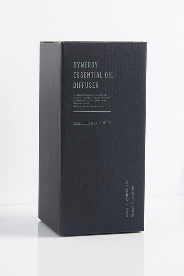 Slide View 2: Page Thirty Three Synergy Oil Diffuser
