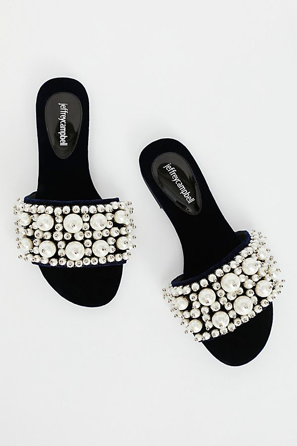 Pixie Pearl Slide Sandal Free People Uk