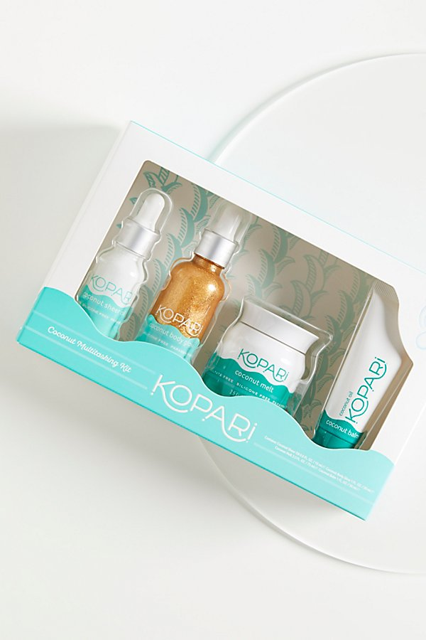 Slide View 4: Kopari Beauty Coconut Multitasking Kit