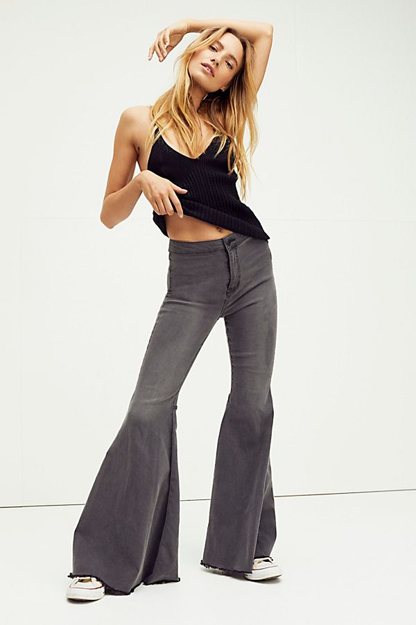 Slide View 1: Just Float On Flare Jeans