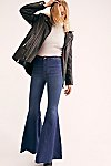 Thumbnail View 2: Just Float On Flare Jeans