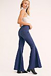 Thumbnail View 4: Just Float On Flare Jeans