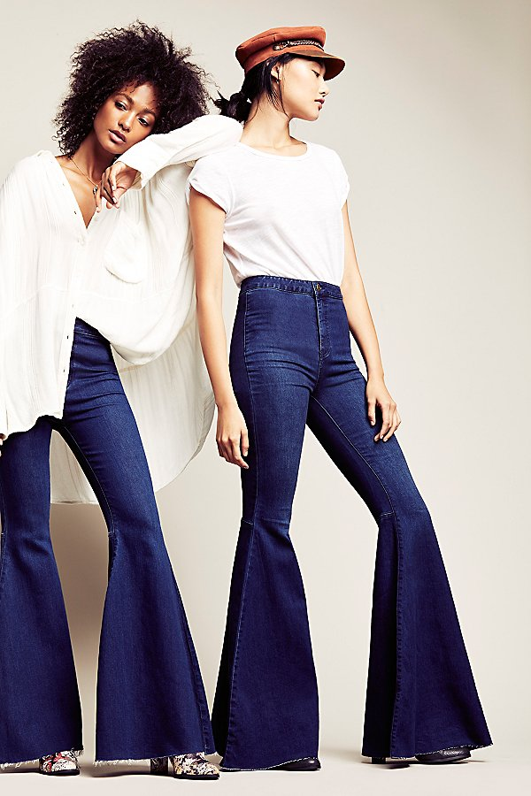 Slide View 6: Just Float On Flare Jeans