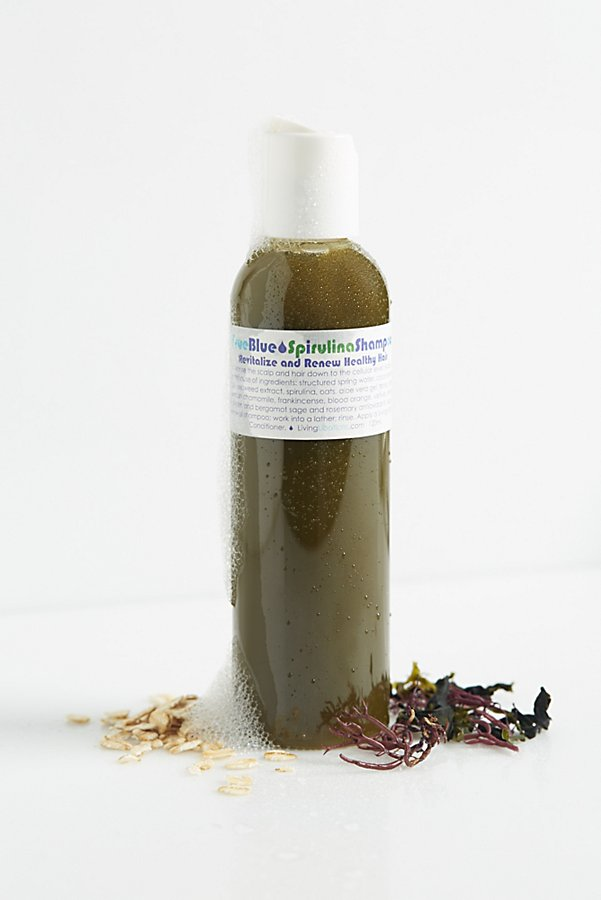 Slide View 1: True Blue Spirulina Shampoo
