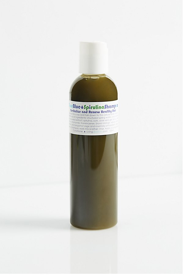 Slide View 3: True Blue Spirulina Shampoo