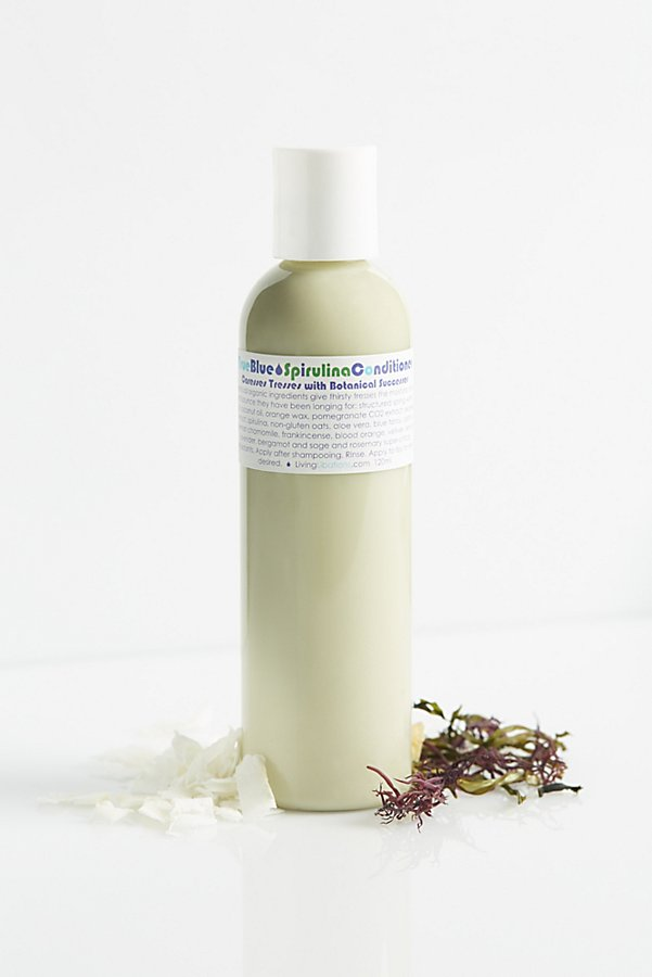 Slide View 1: Living Libations True Blue Spirulina Conditioner