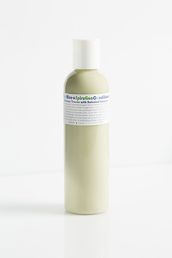 Slide View 2: Living Libations True Blue Spirulina Conditioner