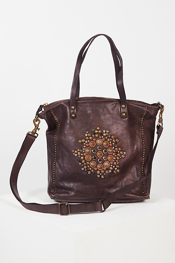 Slide View 1: Capri Embellished Tote