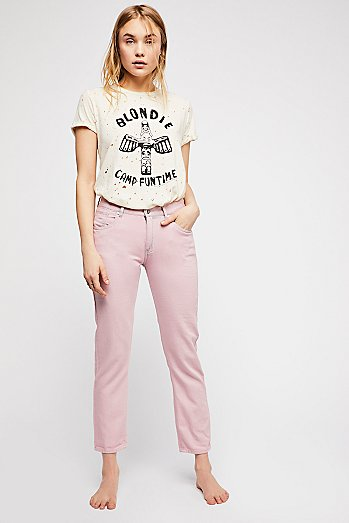 Scotch & Soda Bandit Boyfriend Jeans