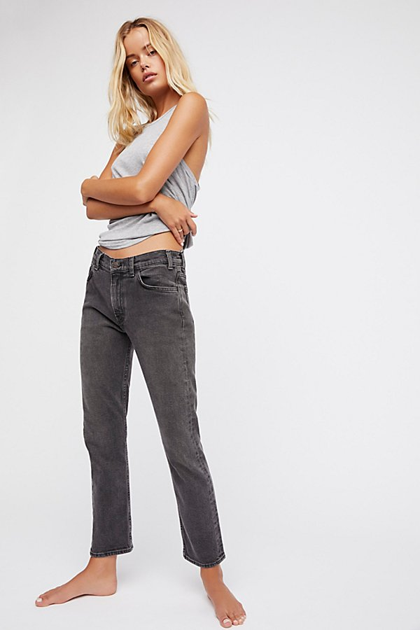 Slide View 1: Levi's 505c Cropped Jeans
