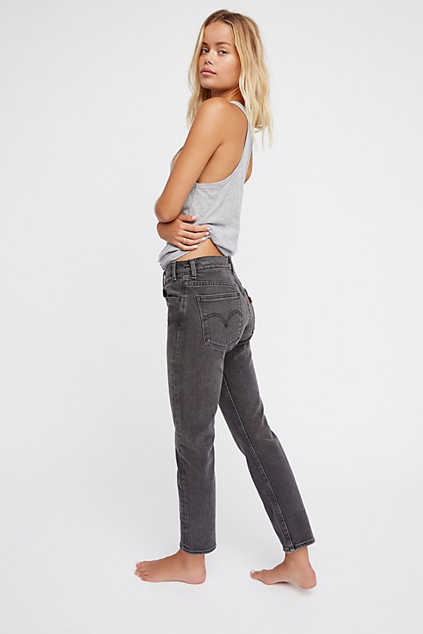 Slide View 2: Levi's 505c Cropped Jeans