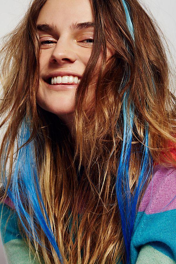 Dip Dye Hair Extension Free People