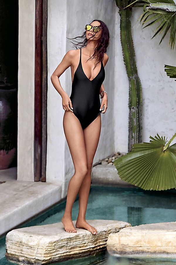 Slide View 5: Farrah One-Piece Swimsuit