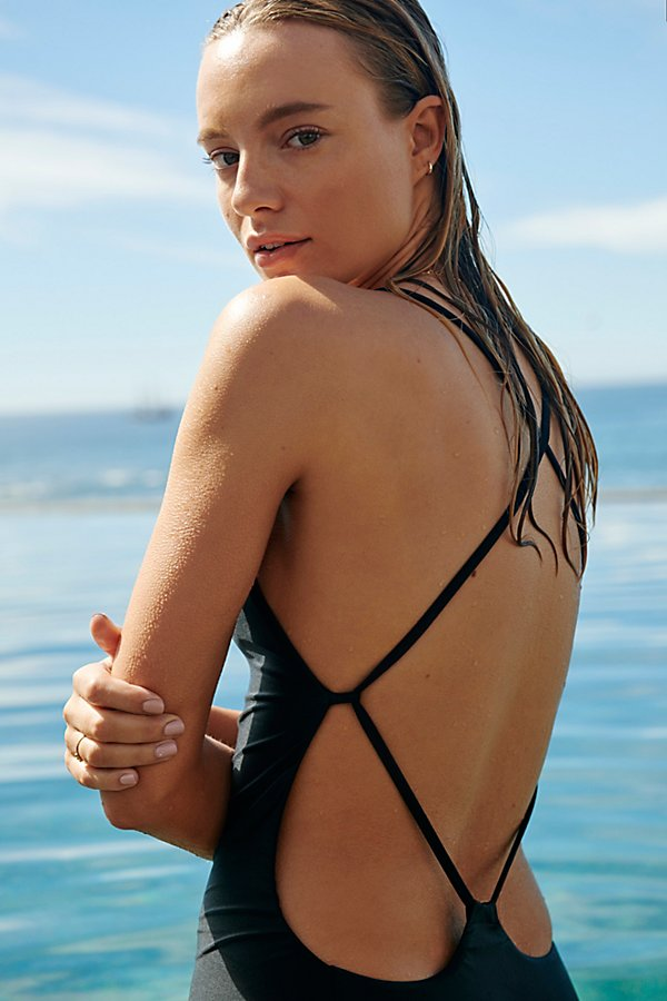 Slide View 1: Farrah One-Piece Swimsuit