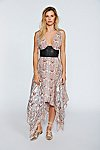 Thumbnail View 1: You For Me Printed Maxi Dress