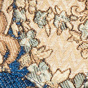 Blue / Beige Tapestry