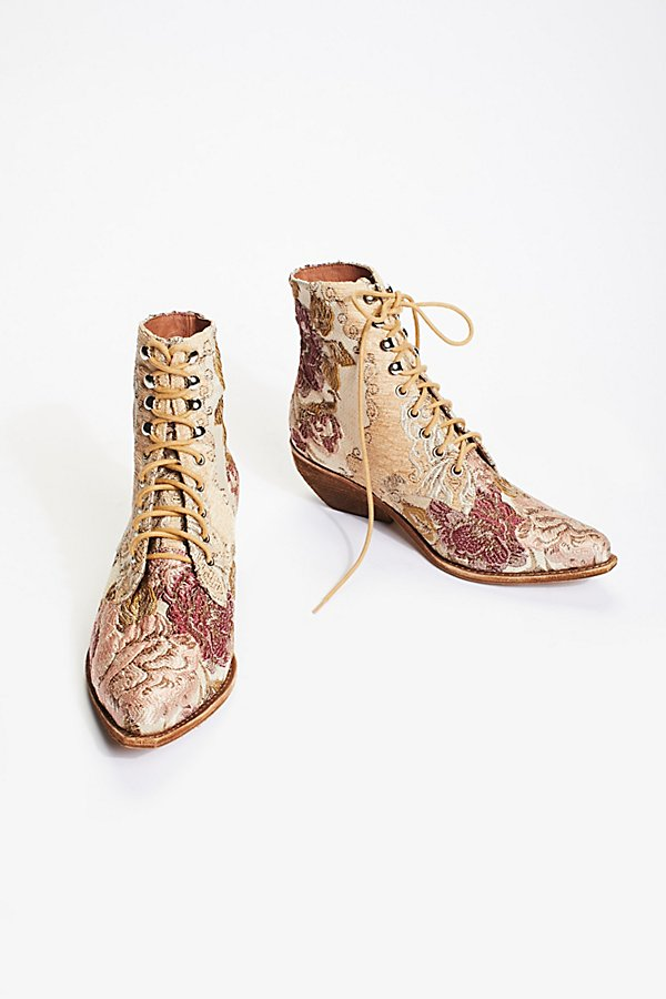 Slide View 2: Grove Lace-Up Western Boot