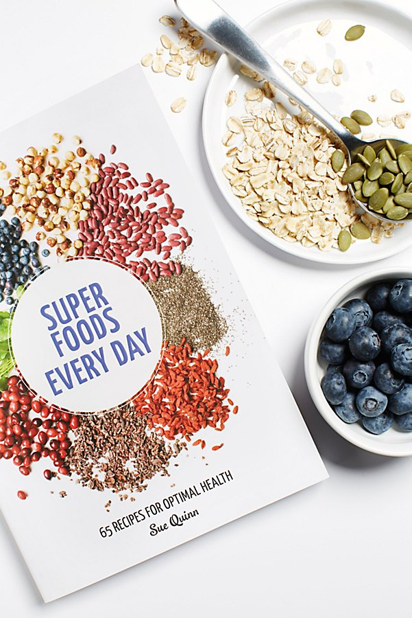 Slide View 1: Superfoods Everyday