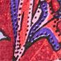 罂粟红色组合