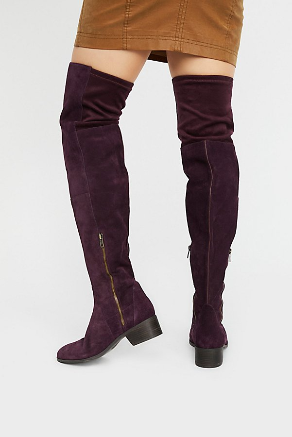 Slide View 3: Everly Thigh Hi Boot