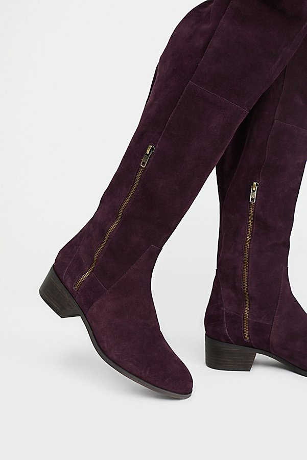 Slide View 4: Everly Thigh Hi Boot