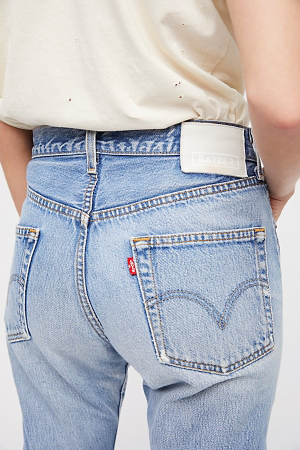 Slide View 4: Bee's Knees Embroidered Jean