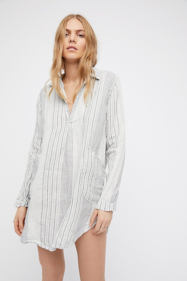 Slide View 1: Teton Stripe Tunic