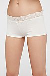 Thumbnail View 3: Cotton Medallion Boyshorts