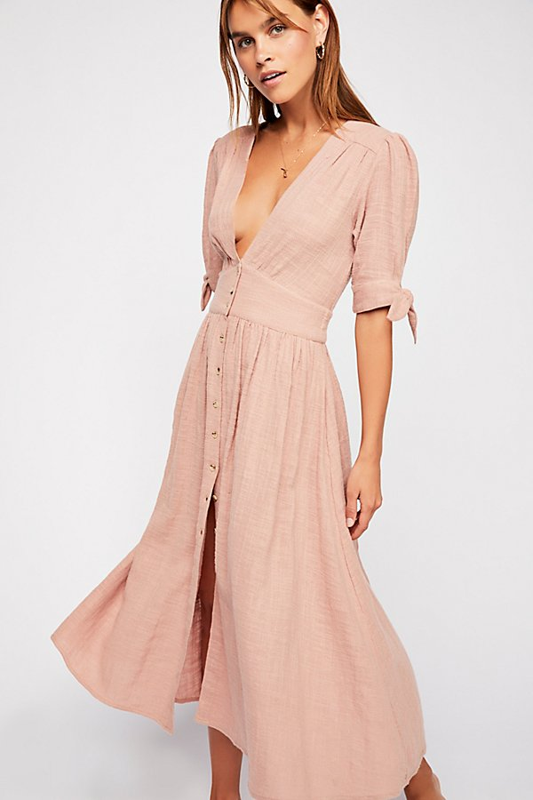 Slide View 1: Love Of My Life Midi Dress