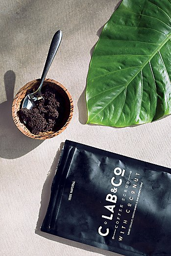 C Lab & Co Coffee + Coconut Scrub Travel Pack