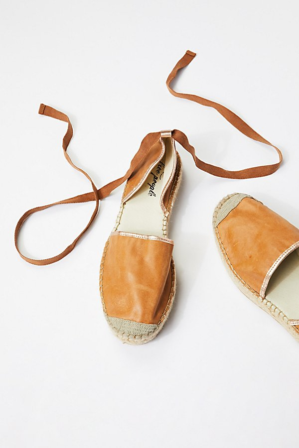 Slide View 2: Leather Paradise Espadrille