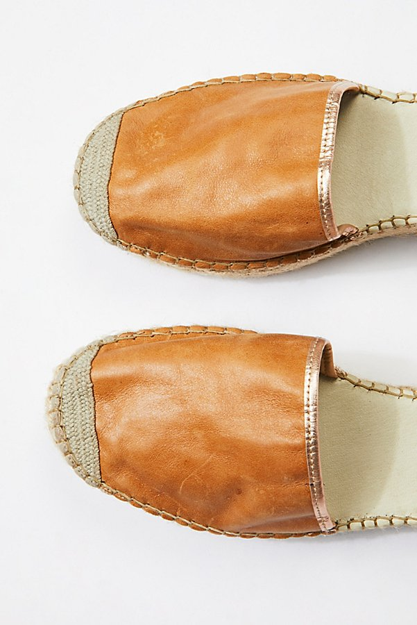 Slide View 3: Leather Paradise Espadrille
