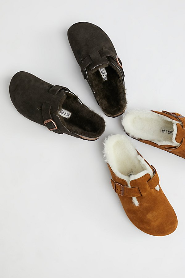 Slide View 1: Boston Shearling Birkenstock