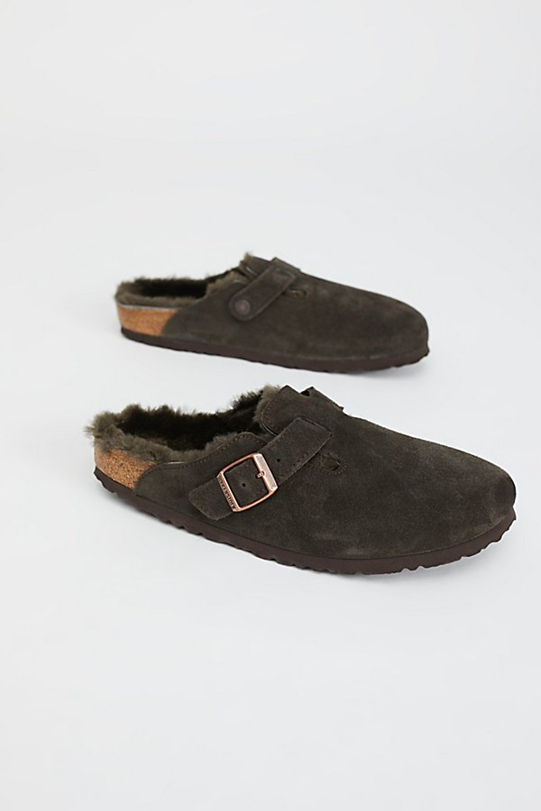 Slide View 2: Boston Shearling Birkenstock