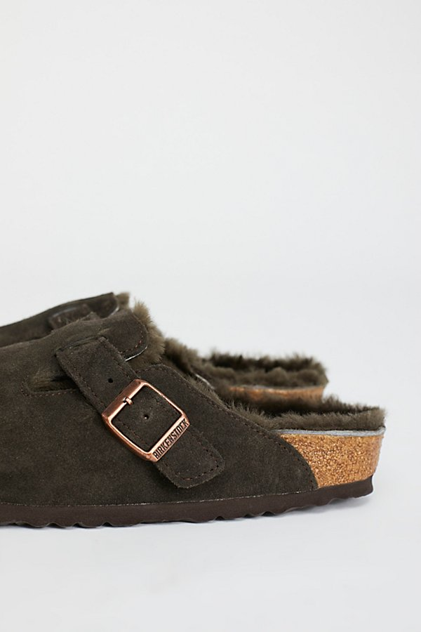 Slide View 3: Boston Shearling Birkenstock