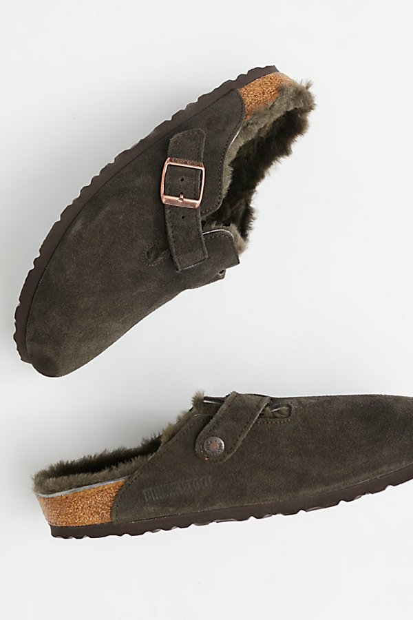 Slide View 4: Boston Shearling Birkenstock