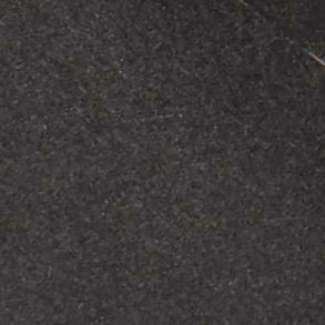 Black satin / clear