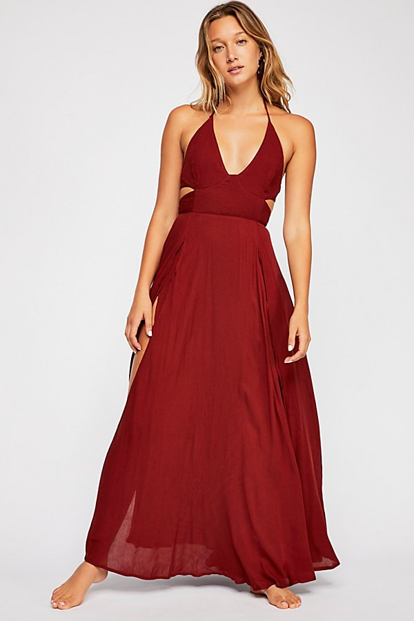 Slide View 1: Lille Maxi Dress